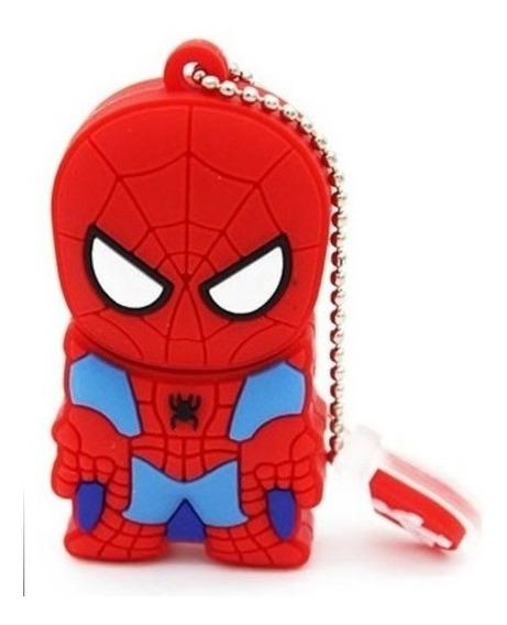 Pen Drive 16gb Personalizado Super Heróis Kids