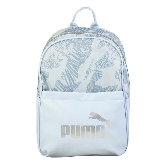Mochila Puma Wmn Core Up Backpack Ltbl