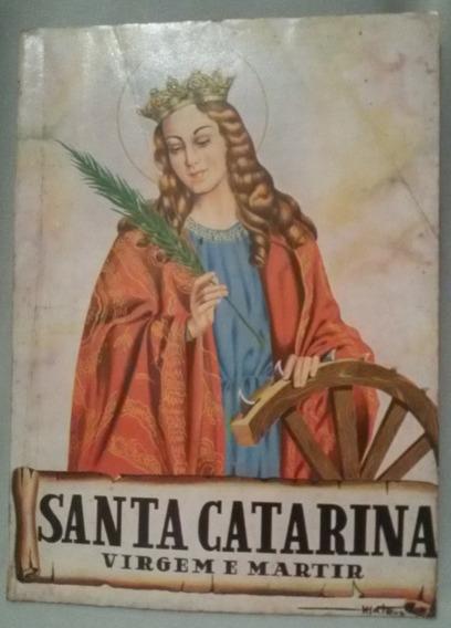 Antigo Livro Santa Catarina - Fred Jorge- Nº 5408 Ng