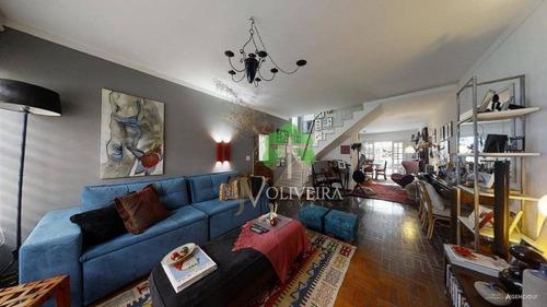 Casa À Venda, 150 M² Por R$ 1.650.000,00 - Brooklin - São Paulo/sp - Ca0223