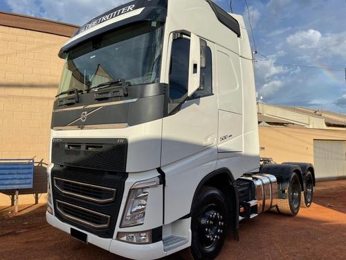 Volvo Fh 500 2020 6x4 - Pacote Lc