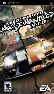 Need For Speed Most Wanted 5-1-0 Videojuego Psp