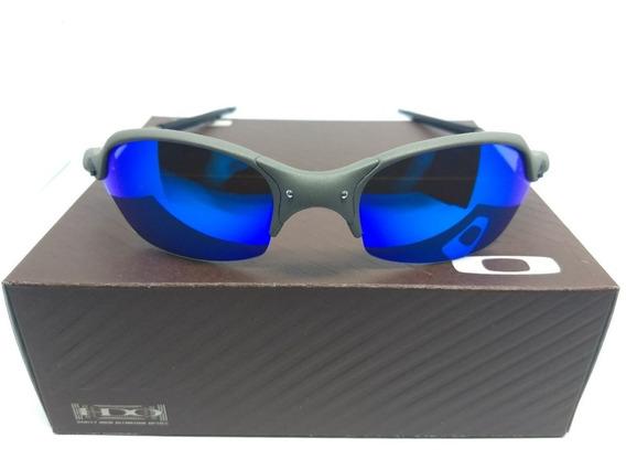 Oculos Oakley Romeo 2 X Metal Lente Magic Blue Juliet 24k