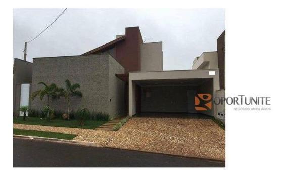 Casa Residencial À Venda, Distrito Industrial, Cravinhos. - Ca0901