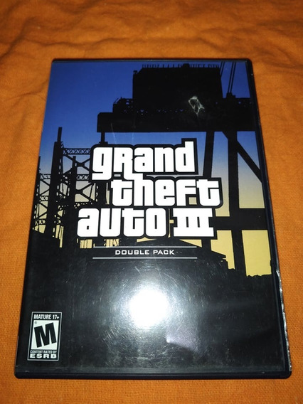 Gta 3 De Playstation 2 Original Frete Gratis
