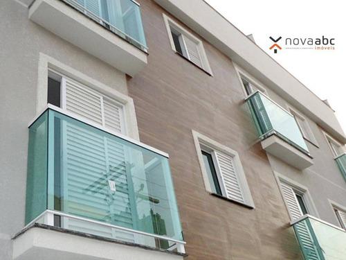 Imagem 1 de 11 de Apartamento Com 2 Dormitórios À Venda, 47 M² Por R$ 265.000,00 - Vila Príncipe De Gales - Santo André/sp - Ap1965