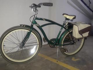 Bicicleta Huffy Urbana O Playera, Estilo Vintage. Usada