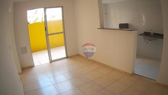 Jardim Bela Vida Ii - Apartamento 2 Dormitórios, Térreo- Tapanã-belem/pa - Ap0178