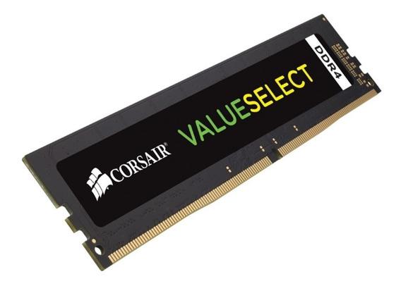 Memoria Ram Pc Ddr4 16gb 2400 Mhz Corsair Value Martinez