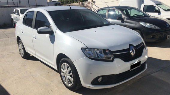 Renault Logan 2 Authentique Plus 2013 En Comodoro Rivadavia