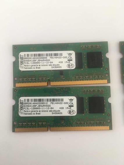 Memoria Smart Ddr3l 4gb 1600 - Notebook