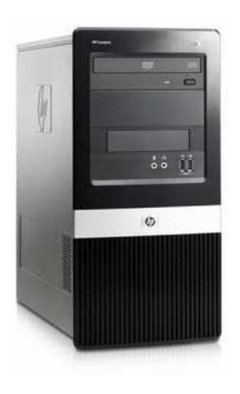 Cpu Hp Dx2390 2gb Memória Hd 160gb Processador Dual Core