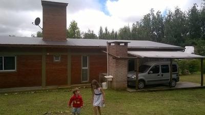 Vendo Cabañas Villa Yacanto Calamuchita - No Carlos Paz