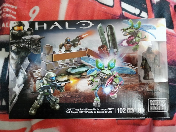 Mega Bloks / Halo / Odst Troop Pack