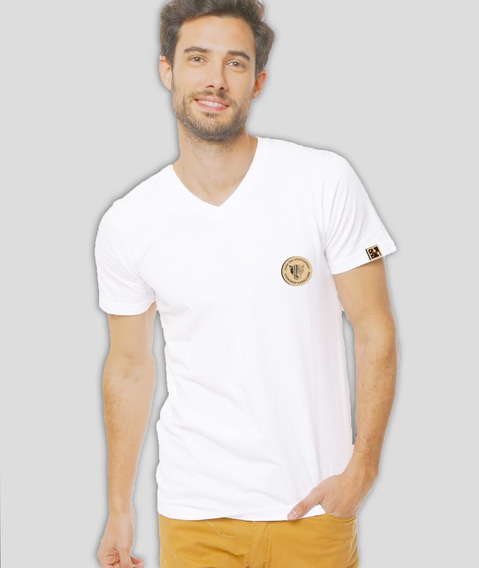Remera Hombre Lisa Urbana Solidaria - Simple