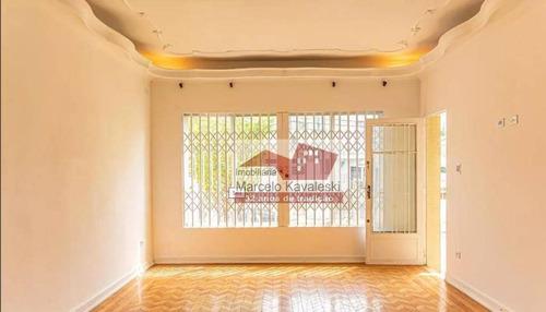 Imagem 1 de 12 de Casa Com 3 Dormitórios À Venda, 180 M² Por R$ 1.290.000 - Ipiranga - São Paulo/sp - Ca1252