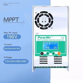 Controlador Solar Mppt 60a Powmr