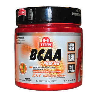 Bcaa Powder 2:1:1 (150g) - Titan - Abacaxi