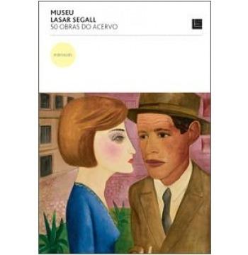 Livro Museu Lasar Segall - 50 Obras Do Acervo