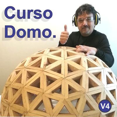 25 De Enero, Curso De Domo Geodésico En V4