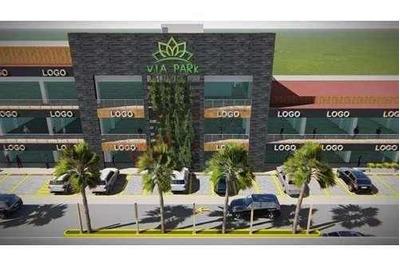 Se Renta Cubículo Afín Al Ramo Inmobiliario En Plaza Via Park.