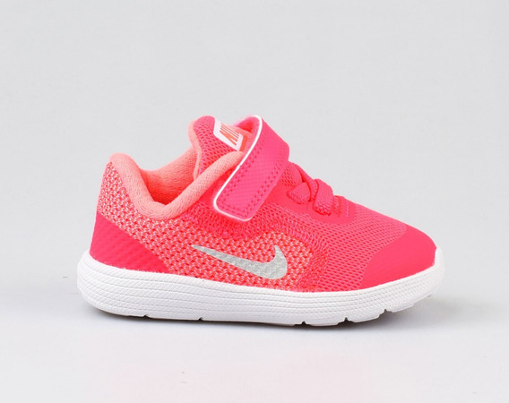 Tenis Nike Air Revolution 3, 12cm