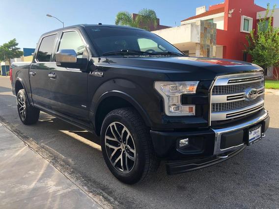 Ford Lobo Platinum 4x4 2017