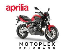 Aprilia Shiver 750 Llevatela Hoy Motoplex Belgrano