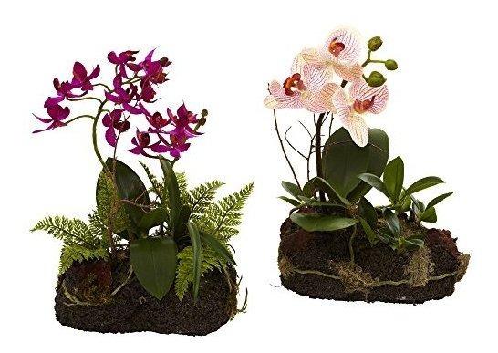 Arreglos Florales Con Orquideas Naturales En Mercado Libre