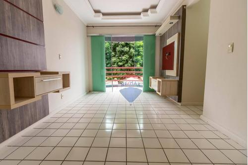 Apartamento Arvoredo, Área 92 M² 3 Quart S/ 01 Suíte Parque Dez - Ap0039