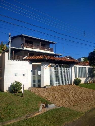 Imagem 1 de 30 de Sobrado Com 4 Dormitórios À Venda, 350 M² Por R$ 980.000 - Residencial Florença - Rio Claro/sp - So0058