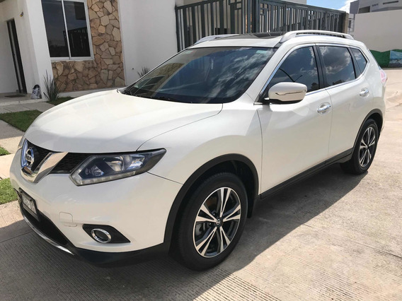Nissan X-trail 2.5 Advance 3 Row Cvt 2016