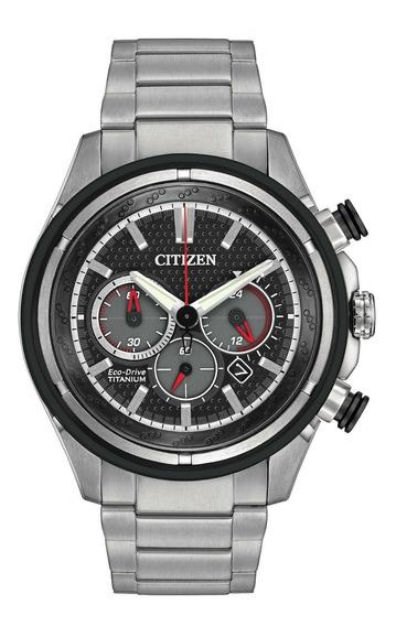 Relógio Masculino Citizen Ca4240-82e Titânio