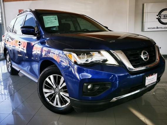 Nissan Pathfinder Advance 2018