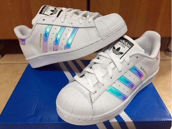 Zapatillas adidas Superstar Clásicas. Originales En Caja.