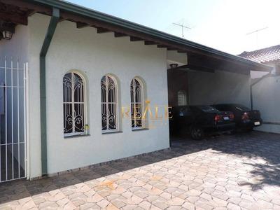 Casa Com 3 Dormitórios À Venda, 161 M² Por R$ 700.000 - Residencial Aquários - Vinhedo/sp - Ca1156