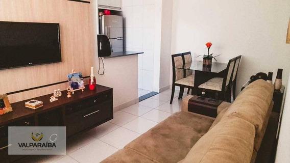 Apartamento À Venda, 45 M² Por R$ 210.000,00 - Parque Residencial Flamboyant - São José Dos Campos/sp - Ap0503