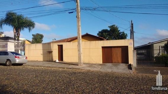 Casa Com 4 Dormitórios Para Alugar, 120 M² Por R$ 1.100/mês - Jardim Carvalho - Ponta Grossa/pr - Ca0199