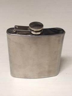 Cantil Em Aço Inox Stainless Steel 6 Oz