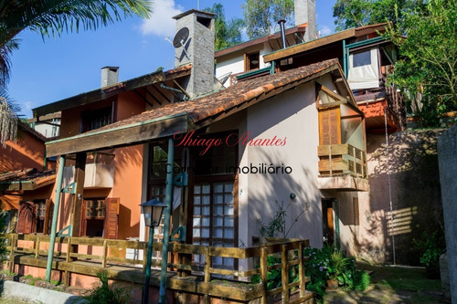 Casa Em Condomínio - Co00015 - 34887132