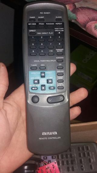 Controle Remoto Original Aiwa