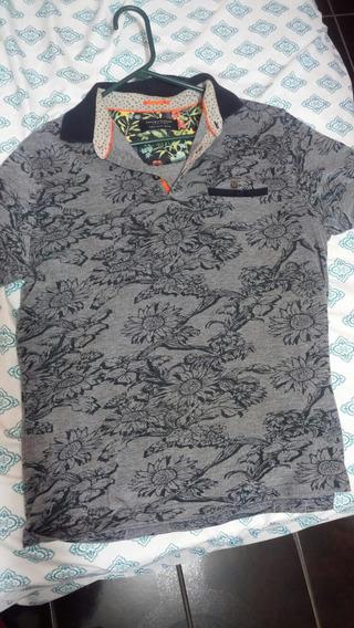 Camisa Cuello Tipo Polo Talla. M 2x1