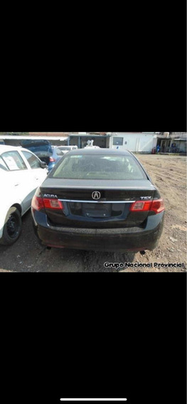 Acura Tsx 2.4 R-17 At 2012