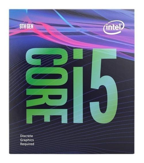 Processador 9 Geração Intel 1151 Core I5 9400f Intel Box