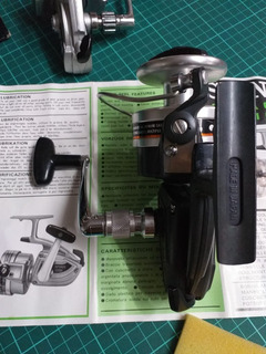 Reel Spinit 6300 Usado Casi Nuevo