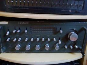 Pré Amplificador Gradiente P1, Não È P2, Não È Pioneer.