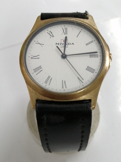 Reloj De Pulso Nivada Swiss