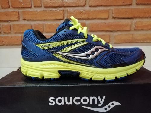 saucony triumph 9 azul