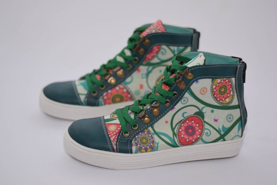 Zapatillas Botinetas De Diseño Independiente Dhs Calzados