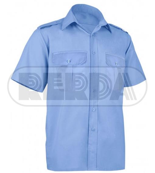 Camisa Manga Corta Cuello Corbata T:34-44 Rerda